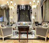品上家彩的窗帘,好卖,客户转介绍多